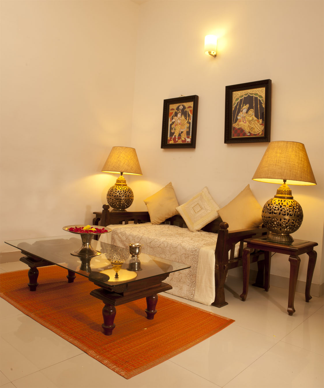 Indian Theme Living Room